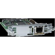 Модуль Cisco VWIC2-1MFT-T1/E1