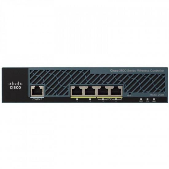 Контроллер Cisco AIR-CT2504-15-K9
