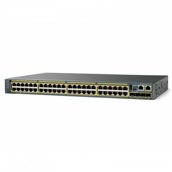 Коммутатор Cisco WS-C2960S-48LPS-L