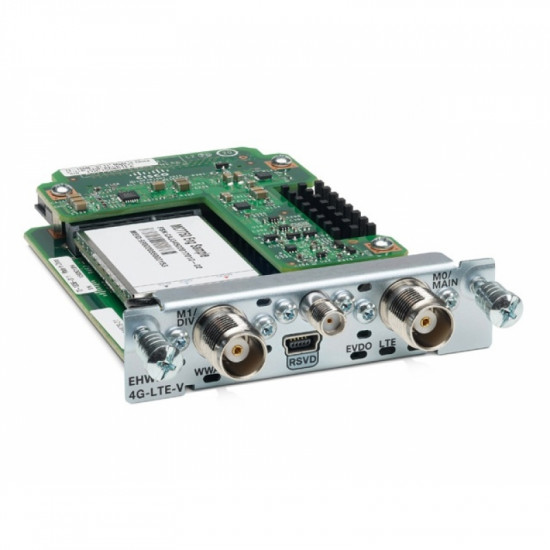 NIM-4G-LTE-GA Cisco модуль NIM беспроводной 4G LTE