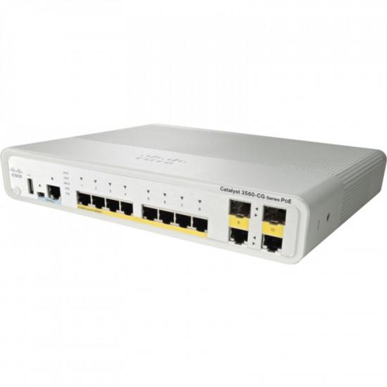 Коммутатор Cisco WS-C3560C-8PC-S