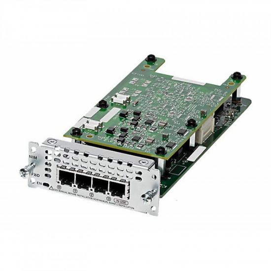 Модуль расширения Cisco NIM-4FXO