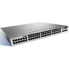 Коммутатор Cisco WS-C3850-48P-L