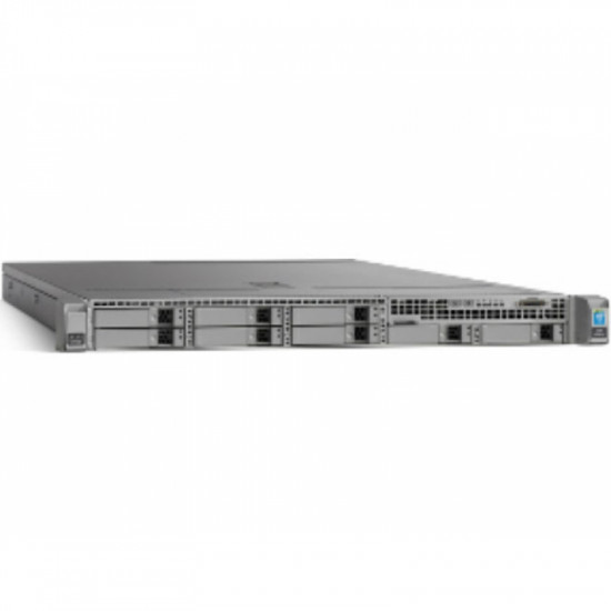 UCS-SPL-C240M4-S1 Cisco сервер C240M4-Standard-1, 2 x Intel Xeon E5-2630 V3, DDR4 128 Гб, max 768 Гб