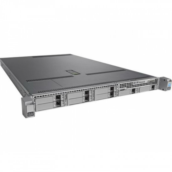 UCS-SPL-C220M4-S1 Cisco сервер C220M4-Standard-1 2 x Intel Xeon E5-2630 V3, DDR4 64 Гб, max 768 Гб