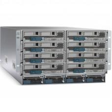 UCSB-5108-AC2 Cisco UCS 5108 шасси блейд-сервера 0 PSU/8 fans/0 FEX