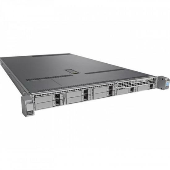 UCS-SPL-C220M4-B1 Cisco сервер Select C220M4-Basic-1, 2 x Intel Xeon E5-2609 V3, DDR4 64 Гб, max 768