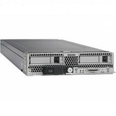 UCS-SPL-B200M4-B1 Cisco UCS блейд-cервер B200 M4 2 x Intel Xeon E5-2630 V3, DDR4 64 Гб (max 768 Гб)
