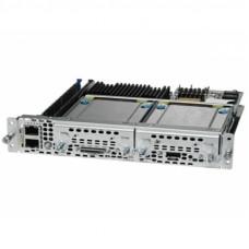 UCS-EN120SRU-SEC1= Cisco UCS сервер-модуль ISR, Intel Pentium B925C, 4 Гб (max 8 Гб), 1xHDD, 3 x GE