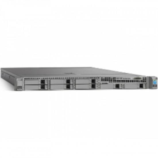 UCS-SPL-C220M4-A1 Cisco сервер C220M4-Advanced-1, 2 x Intel Xeon E5-2680 V3, DDR4 128 Гб, max 768 Гб